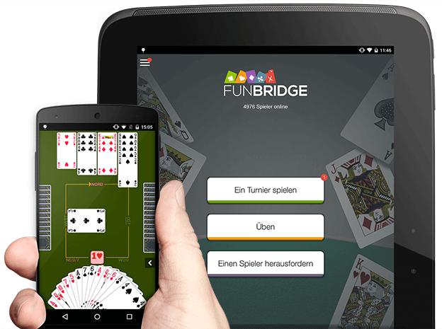 Bridge kostenlos auf Android Smartphones und Tablets herunterladen und spielen