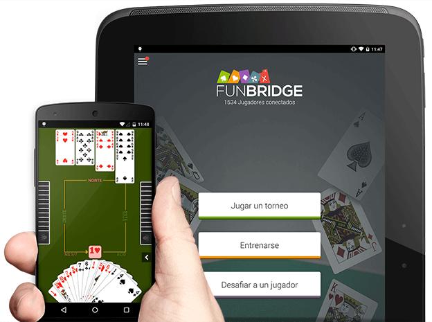 Descargar y jugar gratis al bridge en móviles y tablets Android