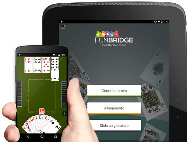 Scarica e gioca a bridge gratuitamente da smartphone e tablet Android