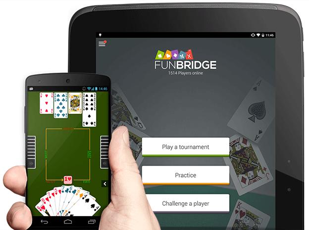 İndir ve Android tabanlı akıllı telefon ve tabletlerde ücretsiz briç oyna
