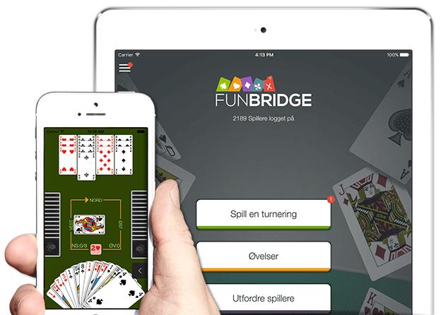 Spill bridge gratis på  iPhone, iPad og iPod Touch