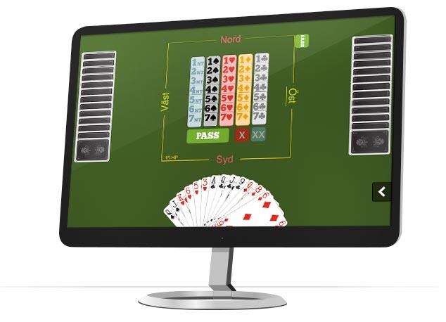 Ladda ned och spela bridge gratis på Windows-datorer