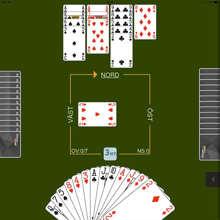 Spel av korten