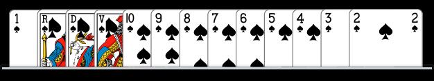 A R D V 10 9 8 7 6 5 4 3 2
